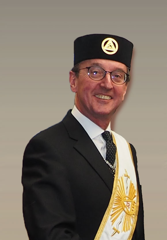 V.Ill.Bro. Paul Tarrant, 33°. Inspector General for the District of South Essex