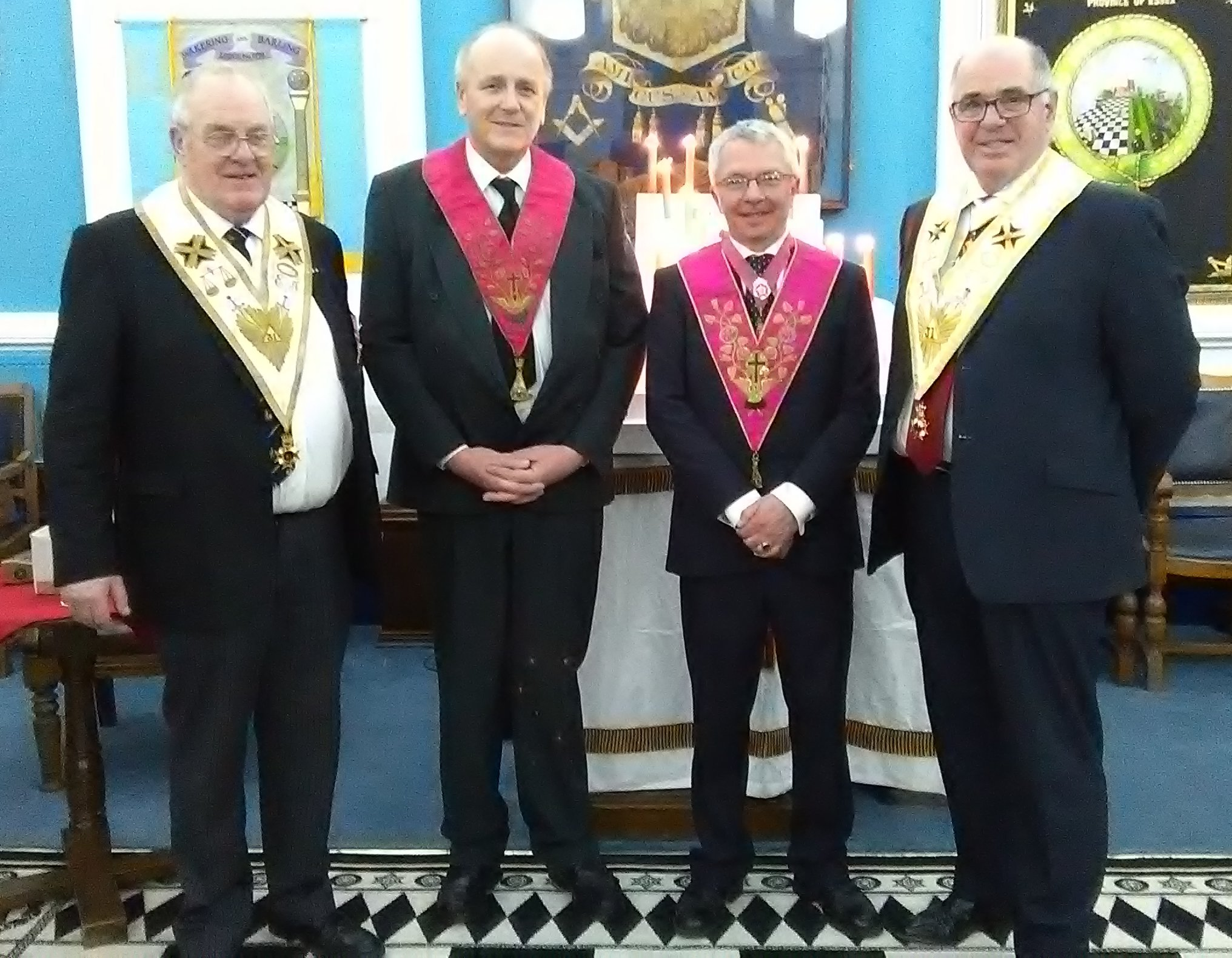 History in the Making – Rose Croix District of South Essex